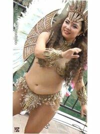 可愛い日本人サンバダンサーの画像を下さい!!