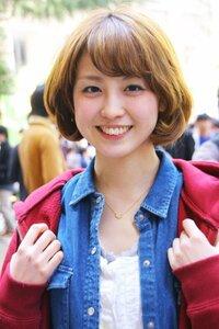 宮司愛海アナは大学時代は髪を短くしてましたが、また短くした方がいいですか?