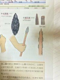 この細石器というのは、どんなときに、どうやって使いますか? - 槍の ...