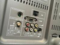 テレビ背面のアンテナコード差し込み口が破損してまいました。 どうにかして直らないでしょうか?