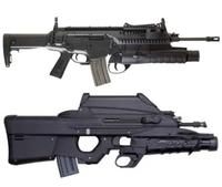 どっちの方が扱い易くて高性能な銃ですか