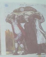 フランス革命後、3つの身分の人ら全員で税を負担している様子を風刺した風刺画が載っているURLまたは書籍を教えてください。 下記の画像です。より鮮明なものが欲しいです。
