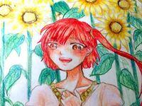 色鉛筆でイラストを描いている方に質問です。 私は色鉛筆でイラストを描く時に、 線画はガラス版などでトレース台代わりにして下書きの絵を写しています。 そしてそのまま色鉛筆で塗りに入るのですが、元の線画が...