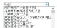 vb.netのコンボボックスの絞り込みについて  画像のように、コンボボックスに内容に該当するものを コンボボックスの一覧として表示させたいのですが  どのようにすればよいのか教えてください