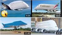 これらの航空機は実在するものですか?  それとも画像を加工しただけのものですか?  よろしくお願いします。