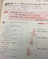 二次関数です。解答の欄のグラフで、頂点がx軸より上にあるのは何故ですか?