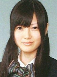 乃木坂の白石麻衣の卒アル写真らしいんですが本当だと思いますか?可愛いすぎて怖いです。