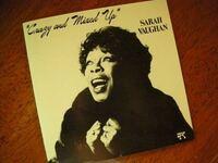 1950年代から60年代にアメリカ黒人のジャズボーカリストとして活躍した「サラ・ヴォーン」て、祖父の世代にはジャズボーカルの女王と讃えられてたそうですが、何故ですか?