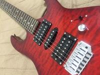 アイバニーズのギターをオークションで買ったのですが、シリアルナンバーもないので偽物かどうかわかりませんか?