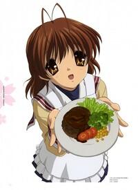 手料理食べれるなら、どのアニメヒロインの子のが いいですか?僕は古河渚ちゃんです。