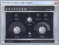 ディエッサーについて教えてください。 mix初心者ということを大前提に質問させていただきます。 ボーカルの処理についてです。 SPITFISHというVSTプラグイン(ディエッサー)を使うとボーカルの音が全体的にも...