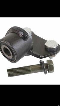 SR400のマフラー固定用ボルトについて この銀色のボルトのサイズと手前の長いボルトのサイズを教えてください。