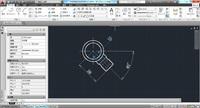 AUTO CAD 2014 で寸法値の寸法スタイル管理がうまくできません。 寸法線を選択すると、画面左側にプロパティ管理の画面が表示され そこで文字や矢印の大きさ、寸法値の許容差の設定等を行っていましたが、 突然...