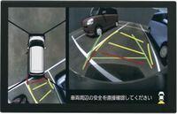バックモニターのガイド線の意味を教えて下さい。 画像の黄色、赤、緑の線はどういう意味で表示されるのですか?  ダイハツのパノラマモニターやスズキの全方位ナビ、ほかのメーカーもありますが、その中で駐車サポートとして優秀だと思うものはどれですか? 特にパノラマモニターと全方位ナビが知りたいです。 よろしくお願いします。  そもそも軽やソリオ、ルーミークラスで駐車サポートなんて不要でしょうか。 見...