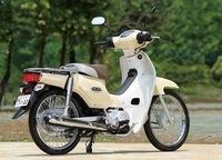 国内の二輪車(オートバイ)の最低排気量が125〜150ccになりそうですが、ホンダスーパーカブのエンジンはボアアップなどして、最大何ccまでイケそうですか?