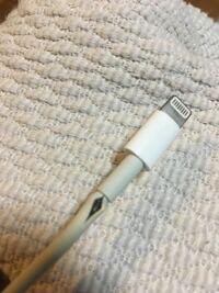 iPhoneの充電器の導線がむき出しです。 応急処置は何をしたらいいでしょう?