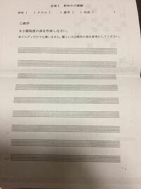 8小節の曲を作るにはどう描けばいいんですか? 初心者で全然わかりません助けてください。