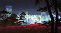 「火垂るの墓」のラストで清太は山から現代の神戸の街を見下ろしていましたが、これは何の意味が込められていたと思いますか?