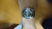 ロレックスのなんと言う時計ですか?
