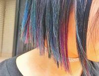 毛先を美容院でこのような色に染めていただきたいのですが、お金はどれくらいが目安ですかね?? 美容師の方など、教えてください(>_<)