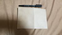 このサイズの封筒でもゆうメールの着払いで送ることは可能でしょうか?? サイズはネームペンと比較するとこのくらいです  メルカリで出品者から公式のものだと言われたので購入したのに非公式のものなので着払い...