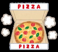 宅配ピザを5等分するには、どうしたらいいですか?  分かる方は、お願いします。
