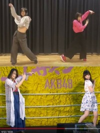AKB48 チーム8のダンス得意メンバーが踊った『Make noise』 ・・・ それぞれのダンスにどういう特徴が見えますか? . https://www.youtube.com/watch?v=dQRojf1d12g https://www.youtube.com/watch?v=AqorWiWb...