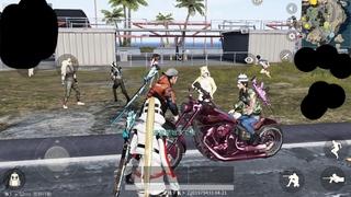 荒野行動バイク階級ランキング