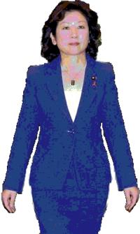 野田聖子さん、総裁選への出馬に意欲をもやしているようですが、他の女性議員と違って、いまいち人気がないように思うのですが…  そのことについてどう思いますか?