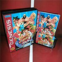 「ジェネシス版ストリートファイター2ターボベータ」を欲しいですが、海外版なので日本で海外版のゲームソフトを扱っている通販可能な販売店はありますか?