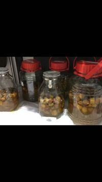 大量に作った梅ジュースが、急にカビ臭くなりました! 見た目はカビ発生してません!  飲むのはあきらめたとして、料理に使ったりする分には大丈夫でしょうか?
