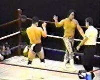 鈴木みのる対アポロ菅原の不穏試合を見て、どう思いますか?