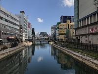JR博多駅から、天神福岡駅まで歩けますか?  距離だと、名駅から栄駅位ですか?