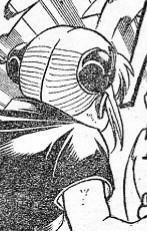 銀魂の神楽の髪飾りはなんでペニスケースと言われているんですか? 銀魂の神楽の頭が男の陰嚢に見えるからでしょうか?  銀魂の神楽の頭って真ん中に1つの縦線と複数の横線があるので男の陰嚢みたいです  大人の...
