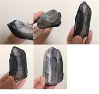 これは珪化木で間違いないでしょうか? 河原で拾いました。 ずっしり重いです。 ただ裏側は真っ黒で洗ったら少し欠けました。 もしかしたらレジャーで使われたただの石炭なのでしょうか? それとも石炭になりかけているということでしょうか? よろしくお願いします。