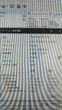 ts3のサーバーを立てポート開放もしましたが未だに下の写真のようにサーバー名がlocalhostになっており、他の端末から接続できません。改善方法を教えてください。