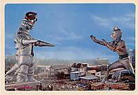 ミラーマン  シルバー仮面  スペクトルマン  アイアンキング  この四作品の中で一番好きなのは? ちなみに私はミラーマンですね。