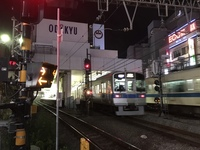 小田急の相模大野駅って、昔は新百合ヶ丘駅みたいな規模の大きい、3面6線でしたよね?  あと鶴川駅って、上り新宿方面の待避線いつから出来たの?