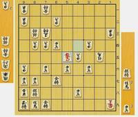 有段者に質問です。 ネット将棋(30秒や10切れなど)でこの局面なら何を考えて指し手を決めますか? さすがに詰みまで読み切るのは無理だと思うのですが? 後手番です。