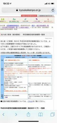 全国健康保険協会 東京支部の保険証があります 主人の扶養に入っています。 健康診断を受けたいのですが その場合受診券が必要なようですが これは主人の会社にもらうのでしょうか?
