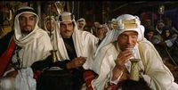 【てんぷら☆映画復活祭】Scene #69  このワンシーンで、素敵なボケをいただけますか?(・▽・)  ※『アラビアのロレンス』より