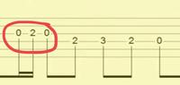 ギター初心者です。そこまで難しいフレーズじゃありませんが、ギターのこのフレーズが出来ません。(画像を貼ります) どうやって弾くのか分かりません。 テンポは170くらいです。