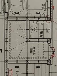 階段下収納について。  新築予定です。 間取りはもう変えられません。 リビングの収納ができたことにより安心し、奥行きがあると使いづらいことに今更気づきました。 奥行きがあり、階段下 なので天井は斜め...