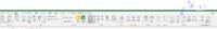 エクセルのあいさつ文がでてきません。エクセル2016はあいさつ文の入力ができるようなのですが、私のパソコンにはあいさつ文の項目がリボンに表示されないのです。どうしたら表示されますか? 私のパソコンは...