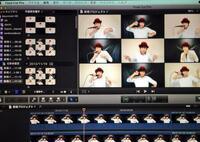 GOM MIX PROで編集でこのような、分割動画画面にすることはできるのでしょうか?