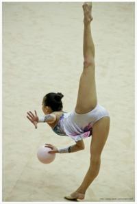 新体操の経験者の女性に質問します。 .  男性が、新体操に対してやらしいイメージを持っている事に、どんな感想を抱きますか?
