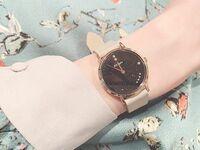 この腕時計って高級品ですか?それとも全然違いますか?