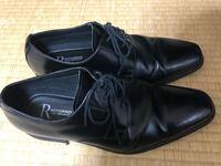 これってプレーントゥの革靴ですか?