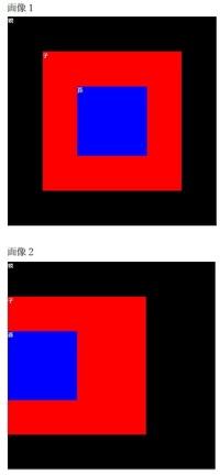 【HTML CSS】paddingとmarginの併用について  HTML、CSS初心者です。  画像1のようにHTMLとCSSを使用して作成したいです。 コードを≪CSS 画像1≫のようにしたところ、画像1のようになったのですが、 はじめ...