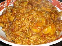 カレーはご飯とカレーを満遍なく混ぜて食べますか?